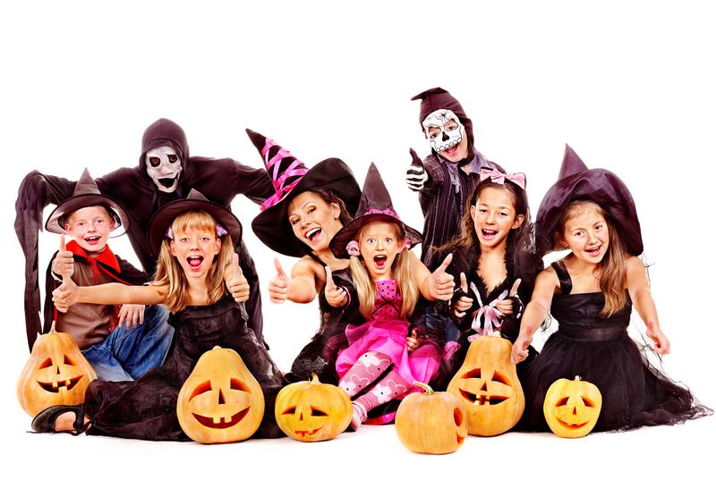hi tech dentistry halloween