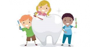 kids with tooth